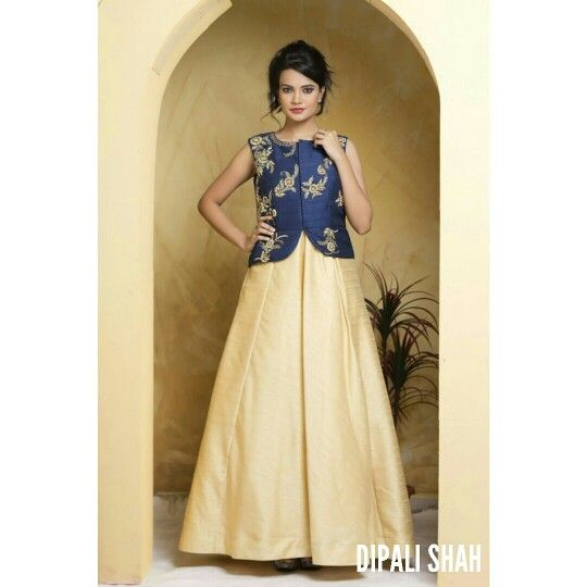 Dipali shah#gowns#bridal#cocktail#party#buy online @Dipali shah.in
