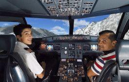Boeing 737-800 Flight Simulator - 60 Minutes