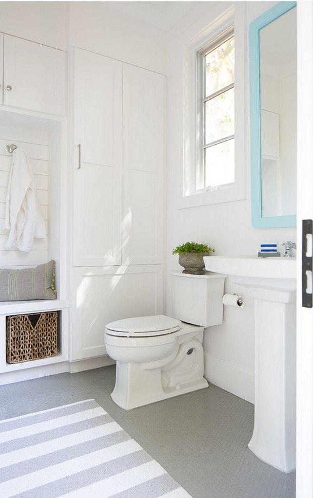 Elegant Bathroom. Pool House Bathroom Ideas. This Bathroom Is Place Close To Pool  Area For