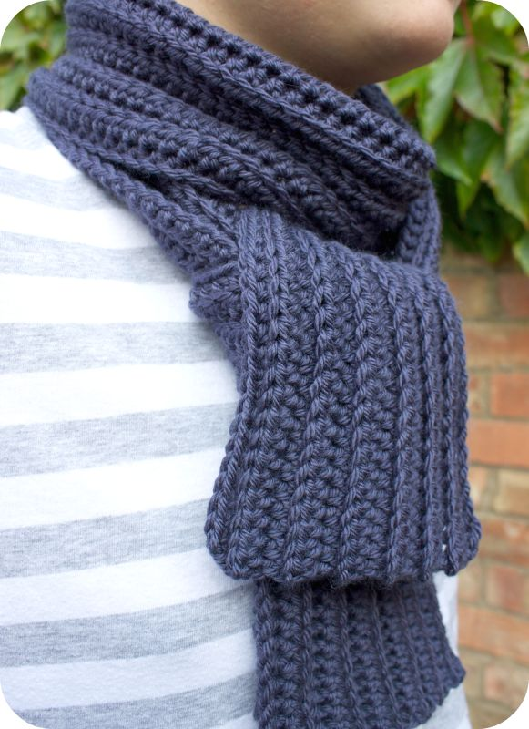 17 Best ideas about Crochet Mens Scarf on Pinterest ...