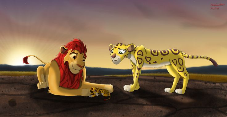 She S Dreaming By Darthmaul1999 Disney S The Lion King