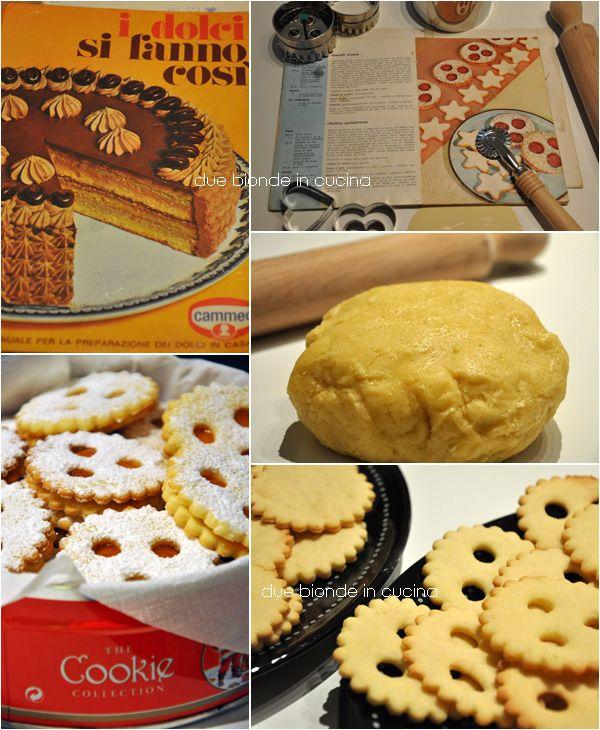 Buongiorno a tutti e benvenuti ai miei nuovi lettori!!!!! Spitzbuben in tedesco significa ragazzini monelli. Questi biscotti sono stati chia...