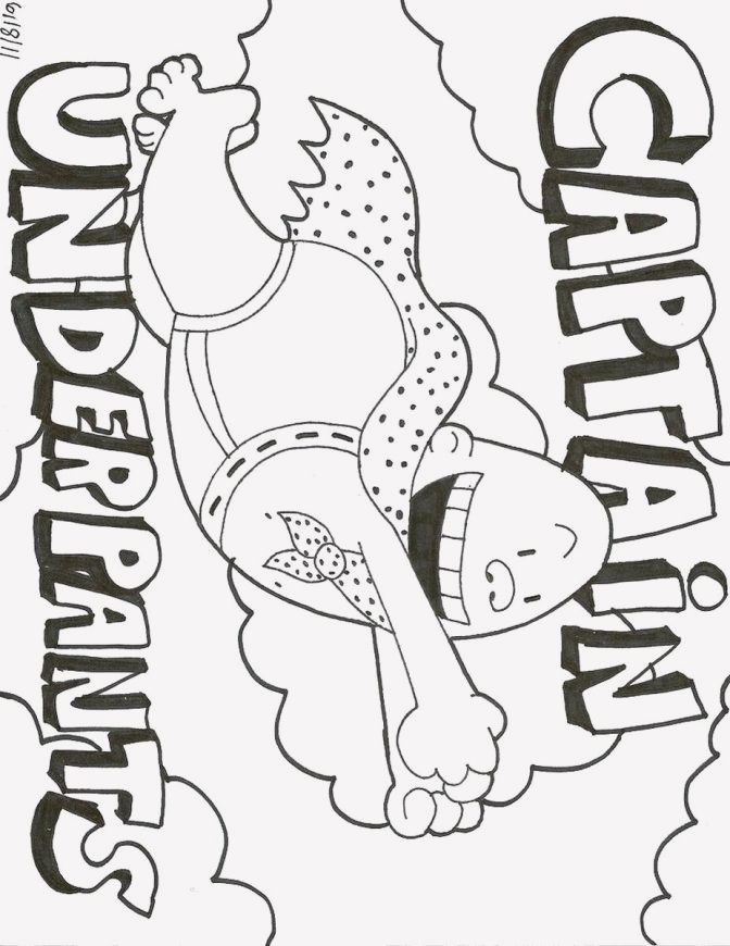 17 Winter Coloring Pages Mittens Captain Underpants Coloring Pages Printable Coloring Pages