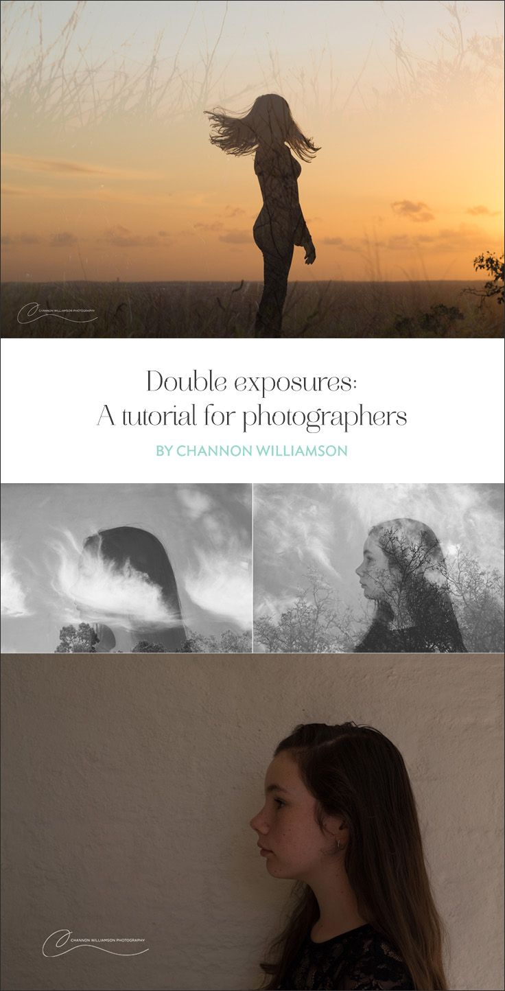 Double exposure is not a new idea by any means and is almost as old as photography itself. It was discovered pretty much by accident, when a photographer accidentally took a second exposure over the first. I remember doing this myself back in the days of film and thinking it was pretty darn cool.