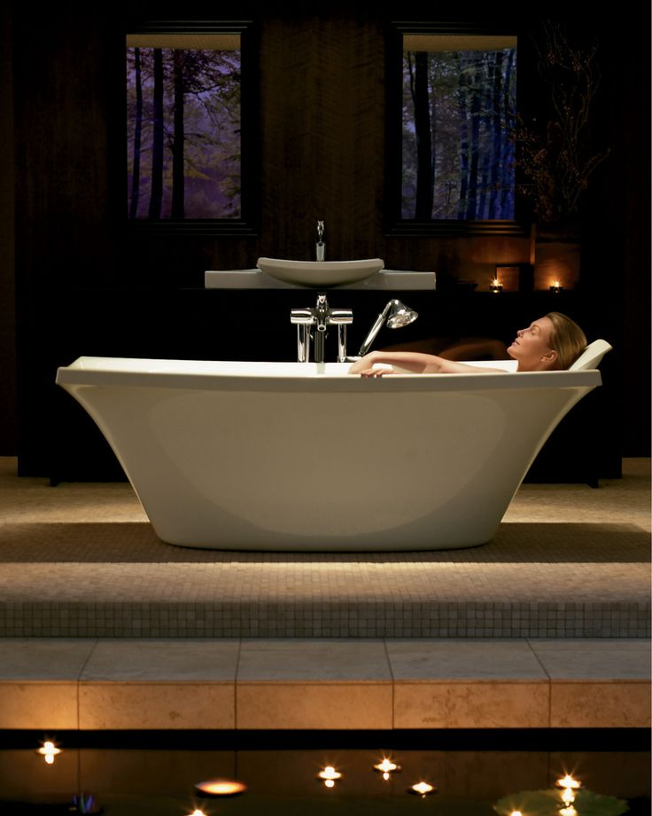 27 best Hydrotherapies images on Pinterest | Bathtubs, Soaking tubs ...