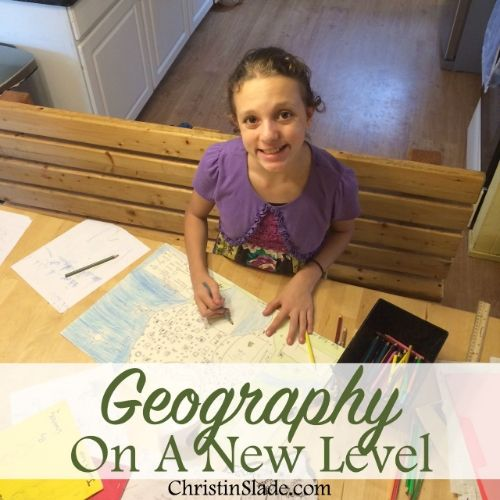 Geography doesn't have to be dull or difficult. It also contains more depth then we may realize. How can you make geography fun for your middle and high school student?