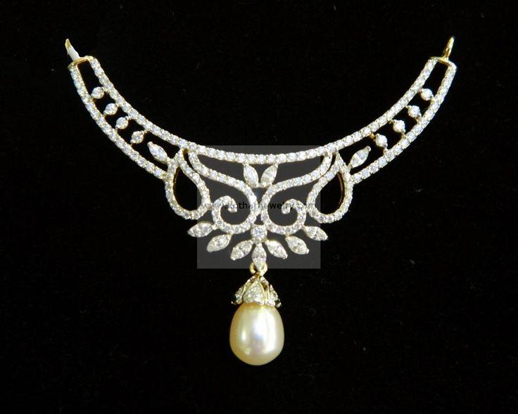 Mangalsutra - Diamond Jewelry Mangalsutra (TN07950165) at USD 1,879.95 And EURO 1,331.13