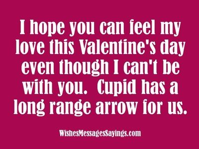 Valentine's Day Messages - Wishes Messages Sayings