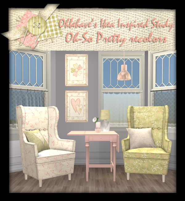 Sims2   OBH Oh So Shabby Recolors   Downloads   BPS Community ·  ShabbyVictorian GothLiving RoomsRandom ... Part 72