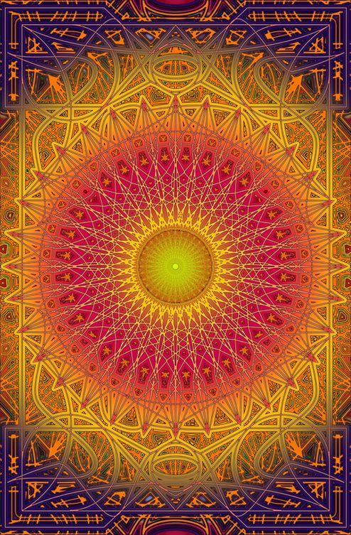 New Dawn / Sacred Geometry <3