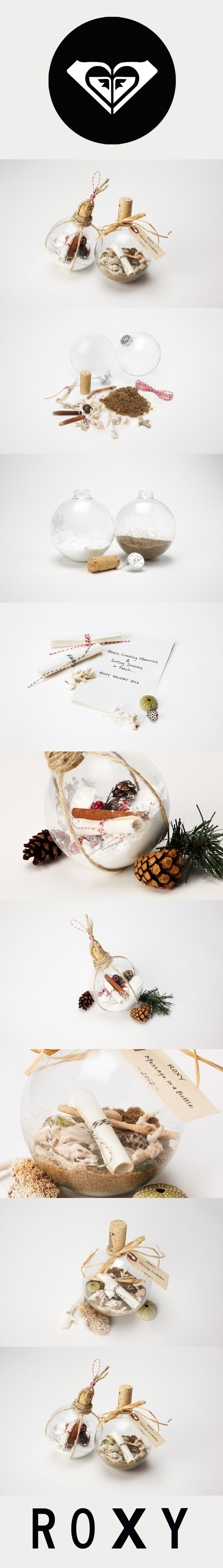 #DIY Roxy Ornaments! PIN ME!