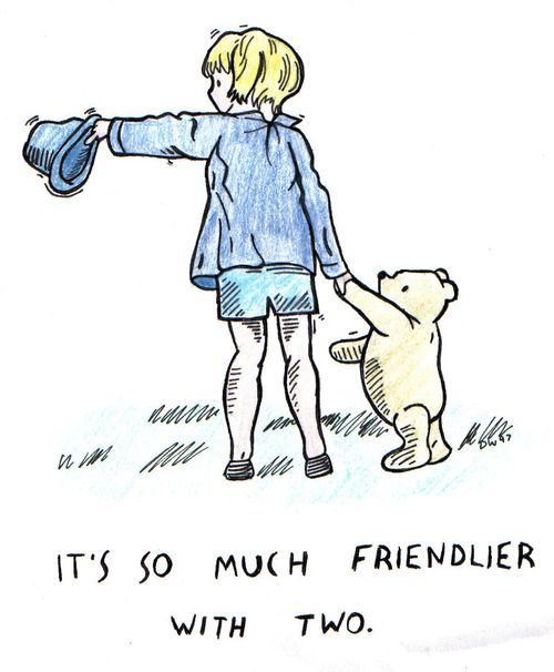 1000+ images about Classic Pooh Bear on Pinterest ...