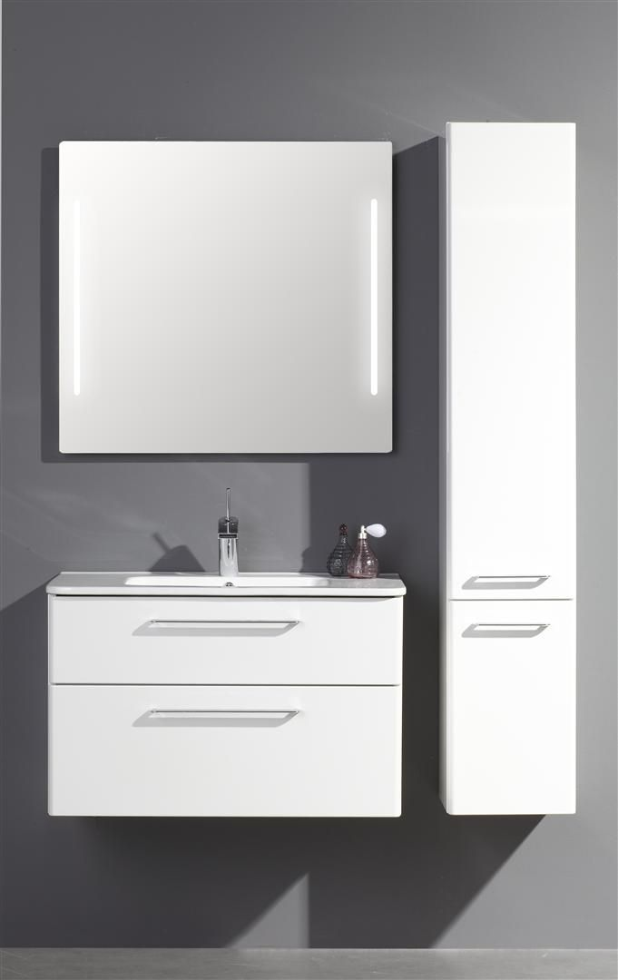 Conjunto de promoción de muebles de baño Tema – Muebles de baño – Baño – Wonen.nl