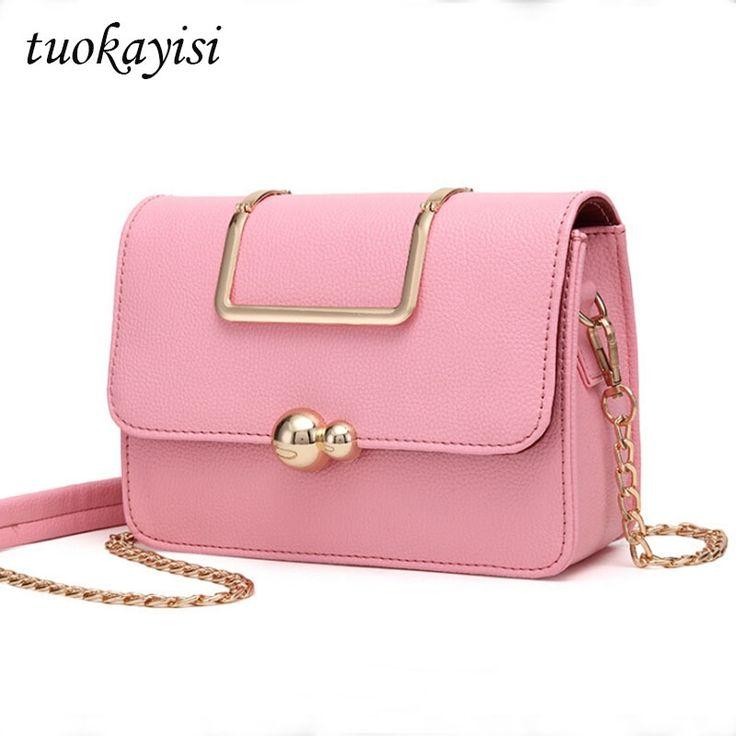 21.90$  Buy here - http://alipqt.shopchina.info/1/go.php?t=32811166508 - Fashion Mini realer sheepskin Women Crossbody Bags Shoulder Bag Designer Famous Brand Handbag Ladies Messenger Bags black Pink  #buychinaproducts