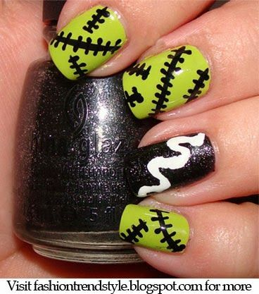 462 best halloween nail art images on pinterest halloween nail check out this round up of easy halloween nail art ideas for 2012 to master that will match most costume plannedeate a nail art and be in the halloween prinsesfo Choice Image