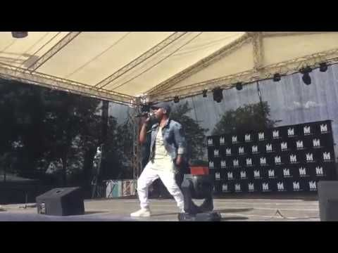 WATCH!!! Lewy Dalyricist performing live at the #METROFMHEATWAVE