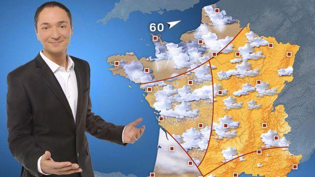 """COP 21: les climatosceptiques chauffent le Web  - Philippe Verdier, l'ancien M. Météo de France 2, transformé en """"martyr"""" du climato-scepticisme."""