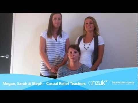 Megan, Sarah and Steph are Canadian Teachers who live and work in Australia, they share their experience with anzuk* Teachers...there's a lot of laughing... but we don't think it's directed at us! Contact an anzuk* office if you fancy a great life-change: http://www.anzukteachers.com.au/teacher-testimonial-megan-sarah-steph-canadian-teachers-in-australia #newteacher #classroom #education #teaching