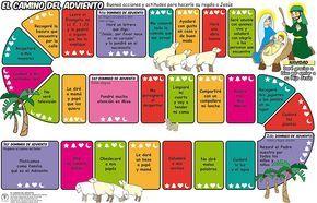 ADVIENTO Y NAVIDAD: El Camino del Adviento 2012