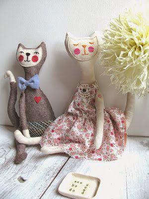 polandhandmade.pl #polandhandmade #toys #cats  design by agatownik
