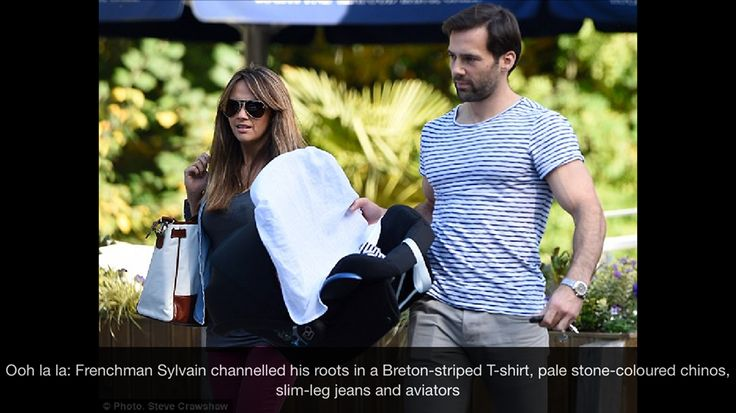 The gorgeous actress Samia Ghadie and her Dancing On Ice partner Sylvain Longchambon using the Hamilton Turnberry #Duchess #bag! #HamiltonTurnberry #ChangingBag #DiaperBag #NewMummy #Fashion #CelebrityFashion