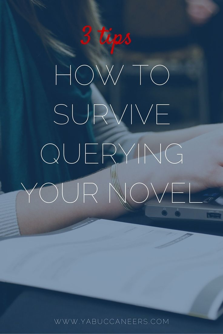 anatomy of a query letter