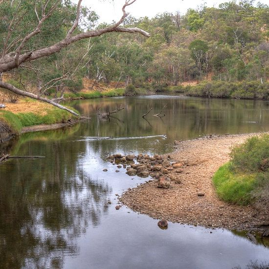 Blackwood at the Ford, Bridgetown, W. Australia #2