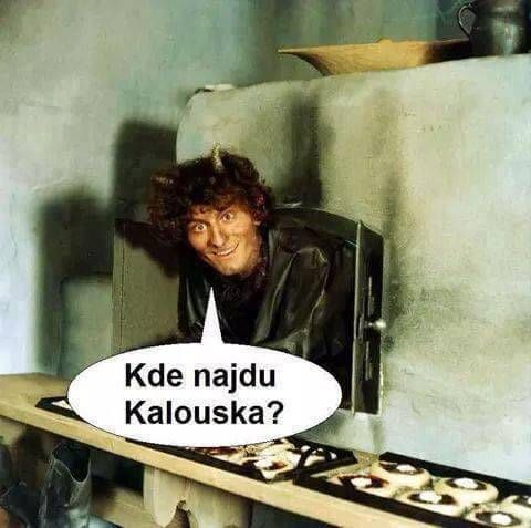 Kde najdu Kalouska?