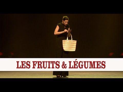 Virginie Hocq - Les fruits et légumes - YouTube