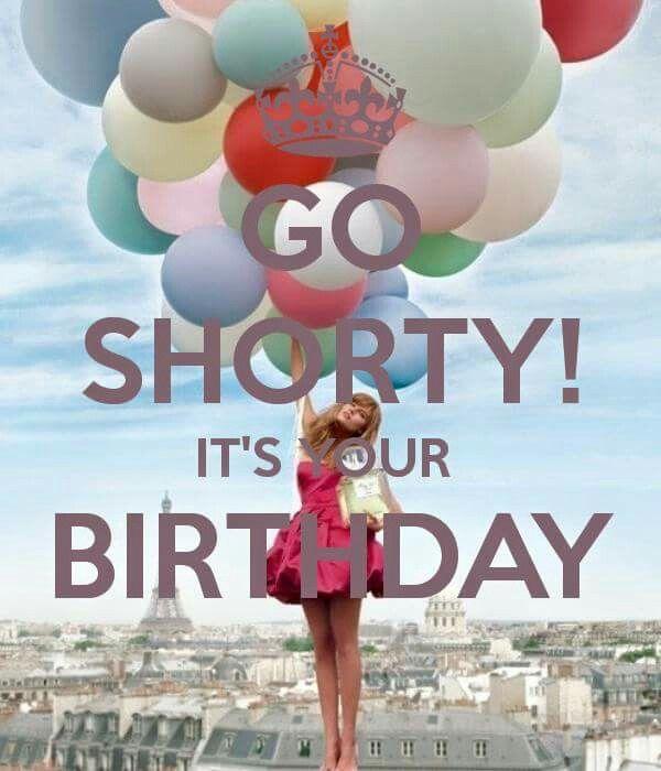 Happy birthday Shorty!!!