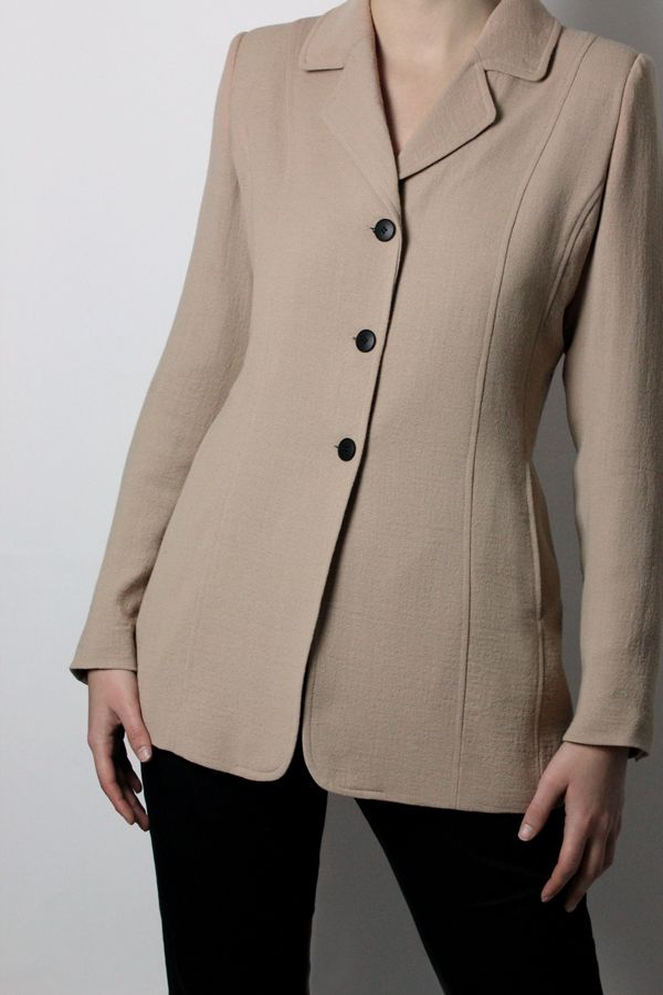 Tan Blazer http://honeygold.eu/product/tan-blazer/