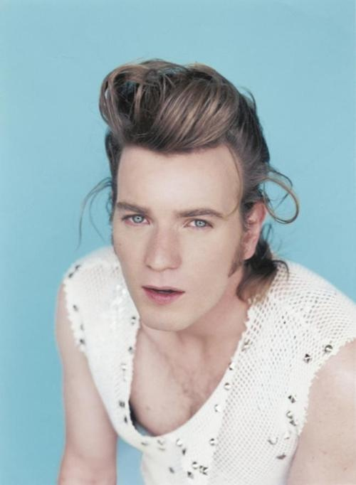 Ewan McGregor  //  David Lachapelle