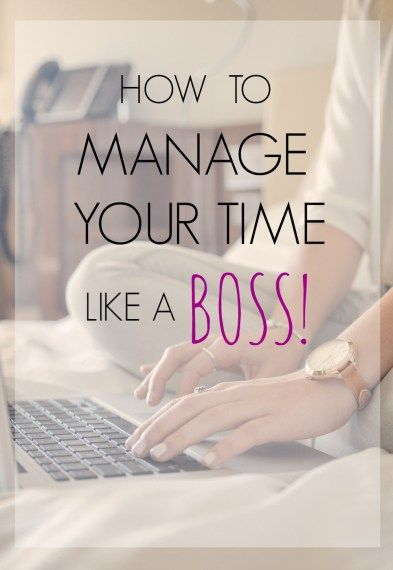 Manage your time easily and effectively with these simple tips that can change your life! If you tried everything to manage your time but didn't work this article is for you!