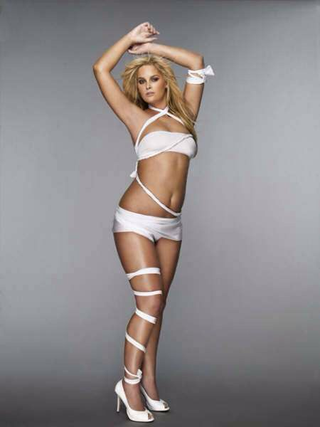 This is Whitney Thompson. She won cycle 10 on ANTM