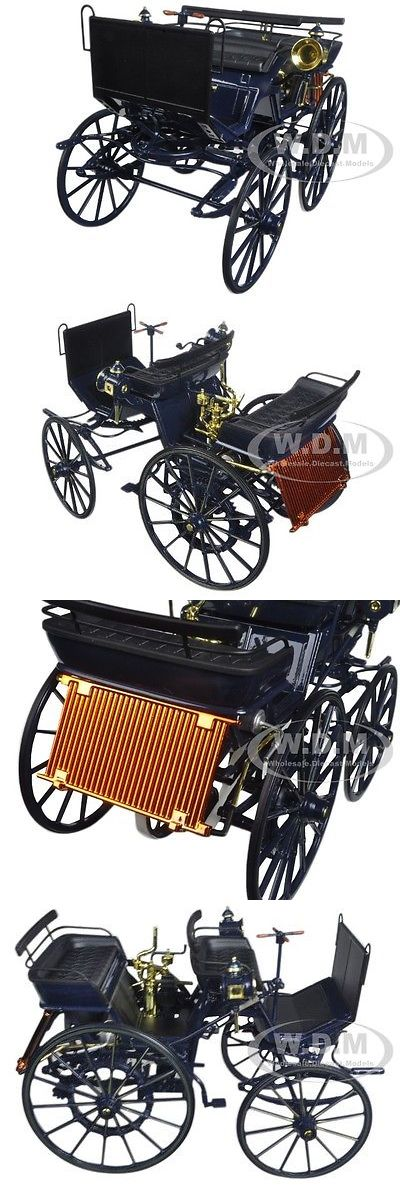 Contemporary Manufacture 180506: 1886 Daimler Motorkutsche 1 18 Diecast Model Car By Norev 183700 -> BUY IT NOW ONLY: $74.99 on eBay!