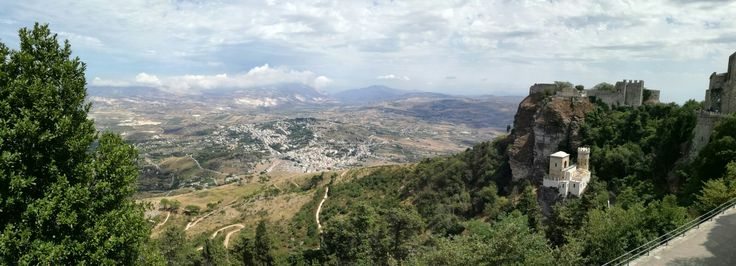 Erice | Trapani | Sicily | Travelling | Landscape | Summer
