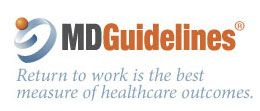 Fracture Tibia Or Fibula Rehabilitation - Medical Disability Guidelines