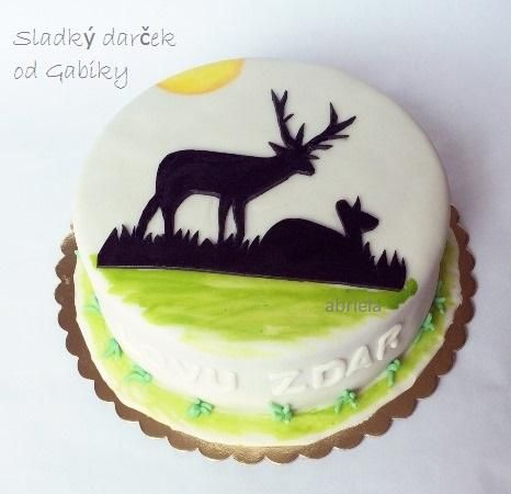 Cake for hunters