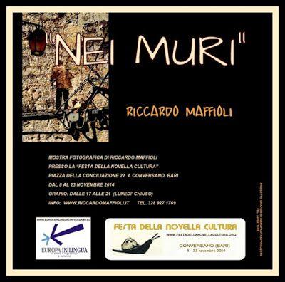 """Nei Muri ("""" FESTA DELLA NOVELLA CULTURA """")"""