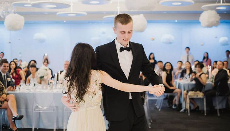 Erika and Thomas' Toronto Region Board of Trade Wedding