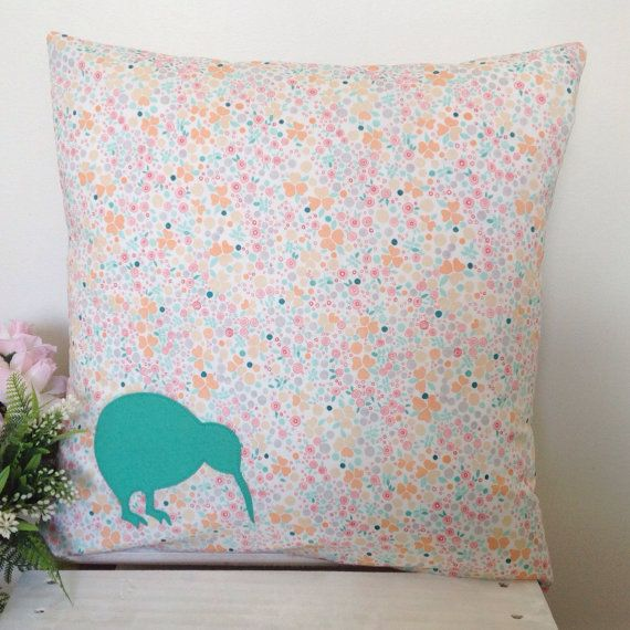Cushion Cover Ditsy Floral Fabric by natandalicreative on Etsy