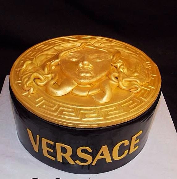 Sugar Sculpted Versace Cake Baker S Man Favorites
