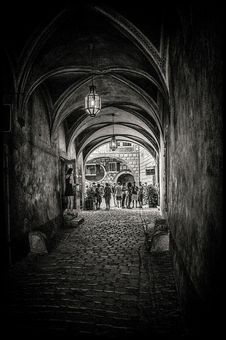 wander through Krumlov lV - Český Krumlov