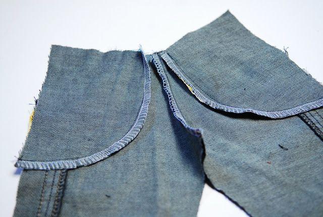 Cucire 101: Pantaloni Tasche - Shwin e Shwin