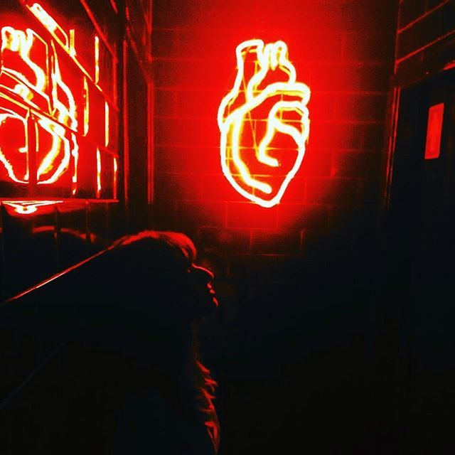 Red Neon Room