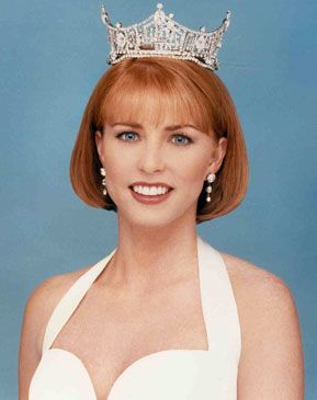 Shawntel Smith, Miss America 1996,  Muldrow, Oklahoma
