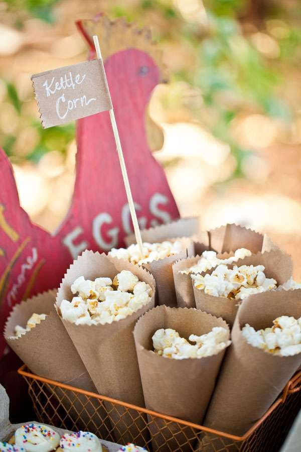 Farmer's Market Summer Party Ideas | Photo 30 of 35 | Catch My Party