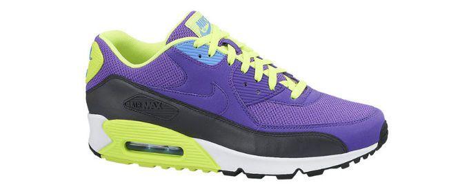 Llegan a nuestros pies las zapatillas más coloridas del mercado