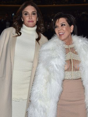 """""""She insists that she was taken by surprise by my ultimate transition"""" Caitlyn Jenner on Kris Jenner"""