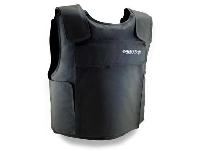 *BulletSafe – A Great Bulletproof Vest Everyone Can Afford*  *See more at:* http://www.personaldefenseworld.com/2015/05/bulletsafe-a-great-bulletproof-vest-everyone-can-afford/#bulletsafe-bulletproof-vest-1  The BulletSafe Bulletproof Vest boasts wraparound Level IIIA protection and is available in six different sizes. -